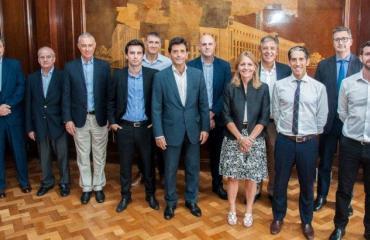 La Secretaría de Energía recibió a los integrantes de la Asociación de Distribuidoras de Gas
