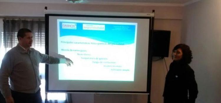 En Santiago del Estero se desarrolló una jornada de prevención de accidentes