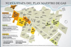 En Santiago del Estero se lanzará una inminente licitación para ampliar la red de gas en siete barrios capitalinos