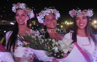 Sofía Di Lella fue coronada primera princesa de la EXPO 2017 - TUCUMÁN