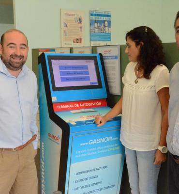 Se habilitará una terminal de autogestión de Gasnor en La Banda (Sgo. del Estero)