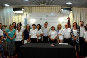 El Gobierno de Salta procura la inserción laboral de grupos vulnerables