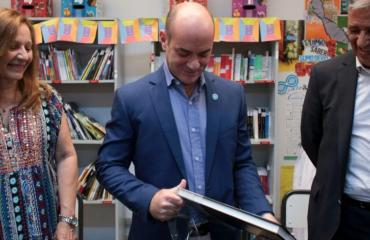 Educación y GASNOR trabajarán en la revisión de instalaciones de gas en las escuelas