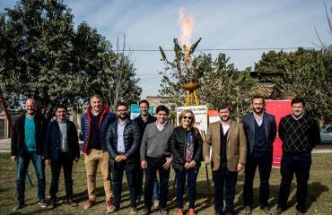 Inauguramos el Gas natural en Yerba Buena (Tucumán)