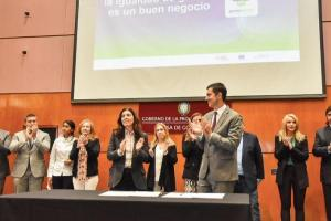 Programa Ganar-Ganar: la Igualdad de género es un buen negocio