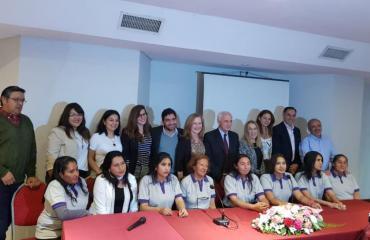 Opera la primera empresa social de mujeres víctimas de violencia de género en Salta