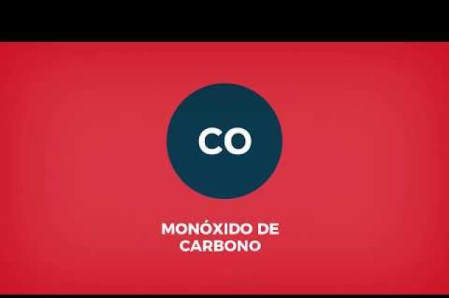 Monóxido de carbono (Cuidado en los ambientes)